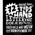 72 TIPS - HANDLETTERING DOE JE ZO! - LUTTENBERG, KARIN - 9789043920667