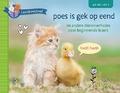 LEESBEESTEN! POES IS GEK OP EEND - 9789044760484