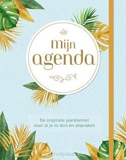 MIJN AGENDA PLANNER 90 - 9789044761047