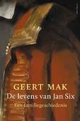 DE LEVENS VAN JAN SIX - MAK, GEERT - 9789045036199