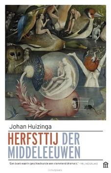 HERFSTTIJ DER MIDDELEEUWEN - HUIZINGA, JOHAN - 9789046705865
