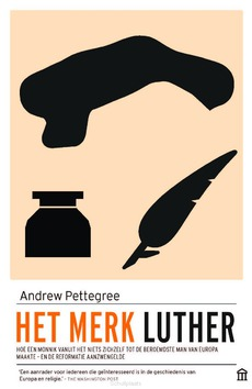 HET MERK LUTHER - PETTEGREE, ANDREW - 9789046707593