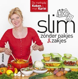 SLIM ZÓNDER PAKJES & ZAKJES - LUITEN, KARIN - 9789046824566