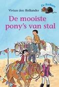 DE MOOISTE PONY'S VAN STAL - HOLLANDER, VIVIAN DEN - 9789047502128