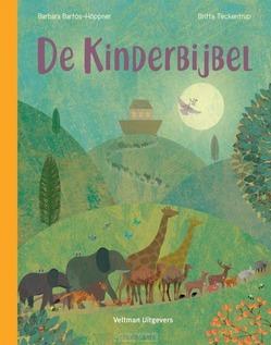 DE KINDERBIJBEL - BARTOS-HÖPPNER,TECKENTRUP - 9789048317226