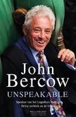 UNSPEAKABLE - BERCOW, JOHN - 9789048855919