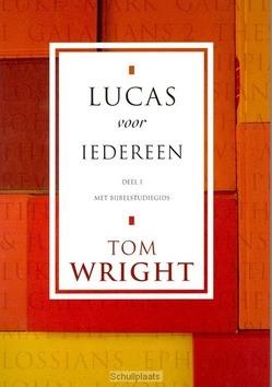 LUCAS VOOR IEDEREEN 1 - WRIGHT, TOM - 9789051943108
