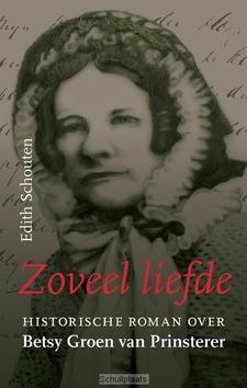 ZOVEEL LIEFDE - SCHOUTEN, EDITH - 9789051944372