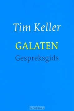 GALATEN GESPREKSGIDS - KELLER, TIM - 9789051944839