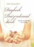 DAGBOEK DUIZENDMAAL DANK - VOSKAMP, ANN - 9789051945676