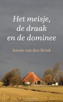 HET MEISJE, DE DRAAK EN DE DOMINEE - BRINK, JANNIE VAN DEN - 9789051946093