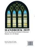 HANDBOEK 2019 GEREF KERKEN IN NEDERLAND - 9789052942735