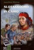 SLOTAKKOORD IN CAIRO - BLIJDORP, J. - 9789055516247