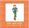 JASPER SPEELT BUITEN - VISSER-OSKAM, LENIE - 9789055519453