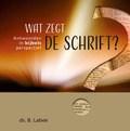WAT ZEGT DE SCHRIFT - LABEE, B. - 9789055519989