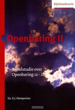 OPENBARING 2 - HEMPENIUS - 9789055602339