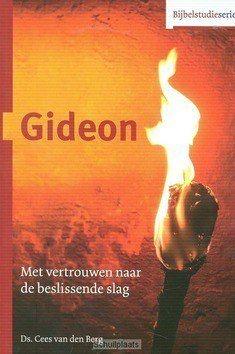 GIDEON - BERG, CEES VAN DEN - 9789055605156