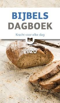 BIJBELS DAGBOEK 2020 GROTE LETTER - 9789055605576