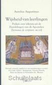 WIJSHEID VAN LEERLINGEN - AUGUSTINUS - 9789055738199