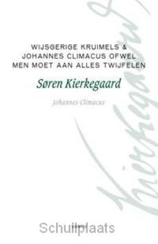 FILOSOFISCHE KRUIMELS - KIERKEGAARD - 9789055739790