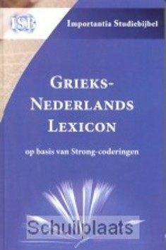 GRIEKS-NEDERLANDS LEXICON GEB - 9789057191411