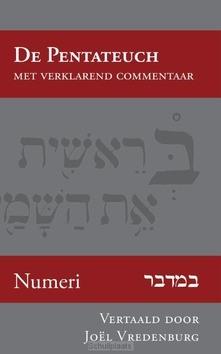 NUMERI PENTATEUCH MET COMMENTAAR - VREDENBURG, JOËL - 9789057194955