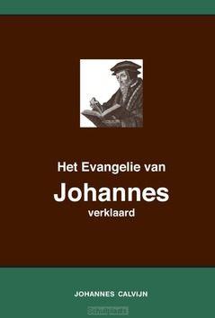HET EVANGELIE VAN JOHANNES VERKLAARD - CALVIJN, JOHANNES - 9789057195631