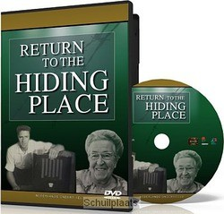DVD RETURN TO THE HIDING PLACE - 9789057983535