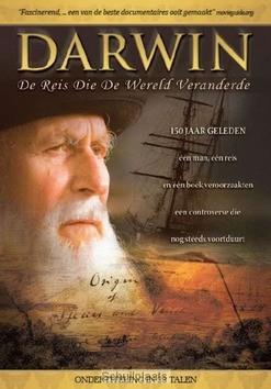 DVD DARWIN DE REIS DIE DE WERELD VERAND - 9789057983566