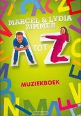 A TOT Z MUZIEKBOEK - MARCEL & LYDIA - 9789058111289