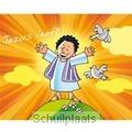 JEZUS LEEFT - LANINGA-VAN DER VEER, ELLEN; SCHOONBEEK- - 9789058111869