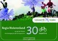 LEEUWERIKROUTES REGIO RIVIERENLAND - MONCH, D. - 9789058814623