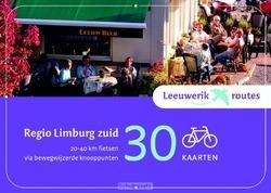 LEEUWERIKROUTES LIMBURG ZUID - MONCH, D. - 9789058815323