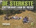 DE STERKSTE FIETSKAART VELUWE - 9789058816283