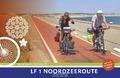 LF1 NOORDZEEROUTE - POST, BAS VAN DER - 9789058816382