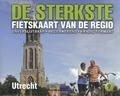 DE STERKSTE FIETSKAART UTRECHT - 9789058817129
