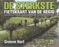 DE STERKSTE FIETSKAART GROENE HART - EBERHARDT, JOHN - 9789058817143