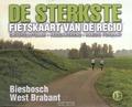 DE STERKSTE FIETSKAART BIESBOSCH WEST-BR - 9789058817167