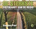 DE STERKSTE FIETSKAART KEMPEN/PEEL - 9789058817181