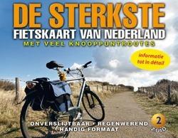DE STERKSTE FIETSKAART VAN NEDERLAND / 2 - EBERHARDT, JOHN - 9789058819840