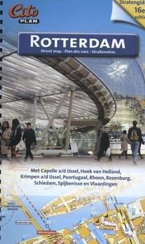 Citoplan Stratengids Rotterdam - 9789058819987