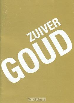 ZUIVER GOUD - 9789059071834