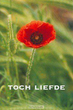 TOCH LIEFDE - 9789059071964