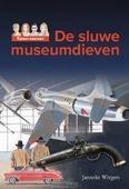 SLUWE MUSEUMDIEVEN - WIEGERS, JANNEKE - 9789059523388