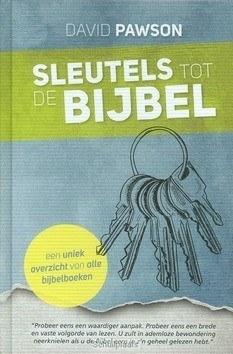 SLEUTELS TOT DE BIJBEL - PAWSON - 9789059691162