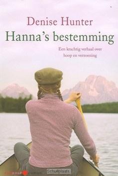 HANNA'S BESTEMMING - HUNTER, D. - 9789059774421