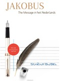 JAKOBUS SCHRIJFBIJBEL THE MESSAGE - PETERSON, E.H. - 9789059991255