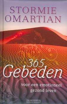 365 GEBEDEN VOOR EEN EMOTIONEEL GEZOND L - OMARTIAN - 9789060672785