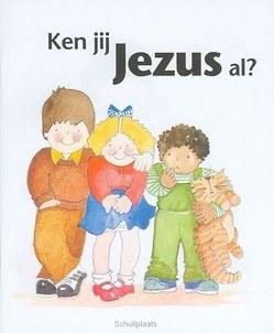 KEN JIJ JEZUS AL - JEFFERSON - 9789060677216