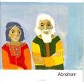 MINIBOEKJE ABRAHAM - 9789061263388